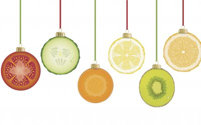 Happy Holidays: Tips to Stay Healthy, Happy, and Not Gain Weight This Holiday Season
