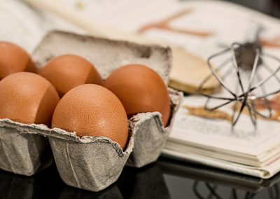 Eggs:  Nature's Perfect Food