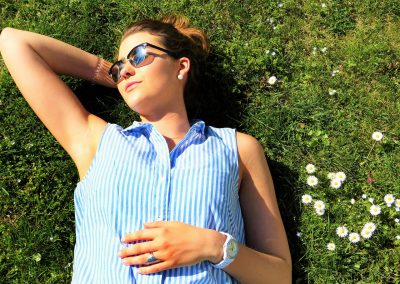 Are you Vitamin D-ficient? Get some sunshine!