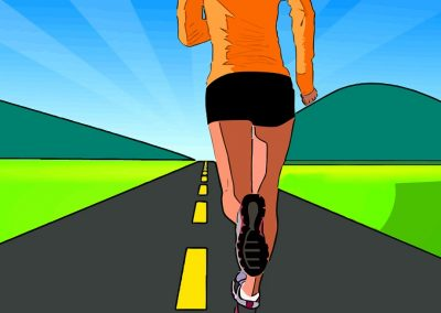 Moderate Intensity Exercise vs COVID-19