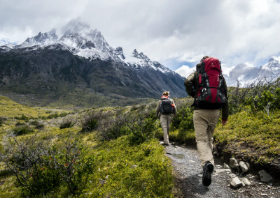 5 Health Benefits of Hiking