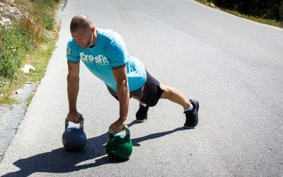 Have 4 Minutes? Try Tabata