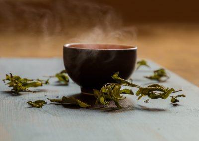 8 Reasons to Drink Green Tea