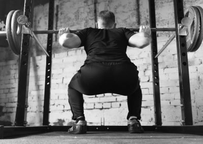 Basic Lower Body Strength
