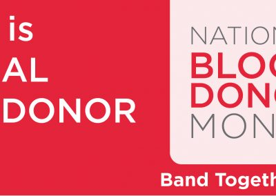 Donate Blood in 2021