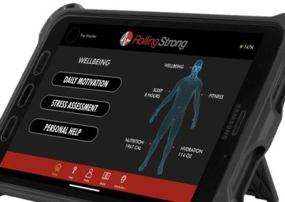 Rolling Strong app to join Platform Science catalog to promote driver health and wellness
