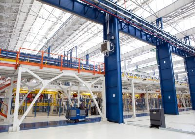 Safe Manufacturing with the Help of Cleanroom Cranes